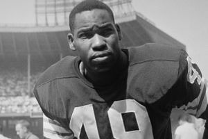 The Washington Redskins to retire Bobby Mitchell's number 49.