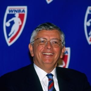 David Stern to enter the Women's Basketball Hall of Fame