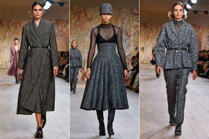 Ősszel visszatér a klasszikus francia sikk: az '50-es évek nőies fazonjait kelti új életre a Dior