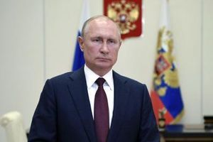 PUTIN JE PONOSAN NA NJIH: Podelio je ordenje, medalje i počasna zvanja herojima Rusije