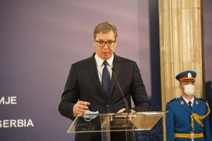 Predsednik Srbije izrazio zahvalnost ruskoj državi i Putinu: Vučić se sastao sa Primakovim