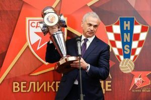 DELIJE STOPIRALE TRANSFER: Terzić je sve dogovorio sa reprezentativcem Hrvatske