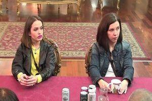 Tanja i Viktorija se VRATILE u vilu, a onda je Radovanovićeva odlučila da se IZVINI NJEMU!
