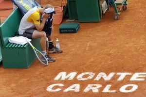 MASTERS MONTE KARLO: Povreda skrojila rezultat, prvi polufinalista dobijen posle jednog seta
