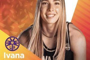IVANA RACA STIGLA U WNBA: Prva čestitka stigla od legendarnog Medžika (FOTO)