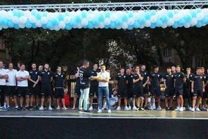 Promocija FK Spartak na Trgu