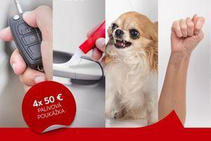 Súťaž o palivovú poukážku v hodnote 50€