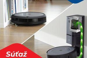 Súťaž o iRobot Roomba i3 Neutral