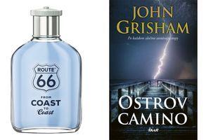 Súťaž o toaletnú vodu ROUTE 66 – From Coast to Coast a knihu Ikar