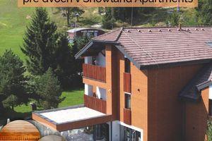Súťaž o pobyt na celý víkend pre dve osoby v Snowland Apartments & Residences so vstupom do wellness. 🧖♀️