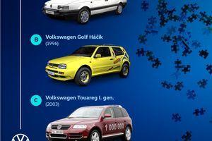 Súťaž o puzzle s Volkswagen Slovakia