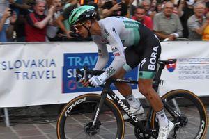 Okolo Slovenska: Sagan obsadil druhé miesto, triumfoval Kolumbijčan