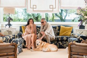 Vila Alpemare - sídlo speváka Andrea Bocelli, kde je obklopený láskou najbližšej rodiny