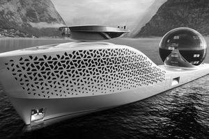 Plávajúce výskumné mesto Earth 300 má byť záchranou našich oceánov