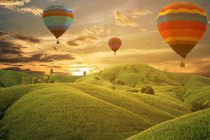 Αυτό το ξενοδοχείο στη Φλωρεντία προσφέρει βόλτες με αερόστατο