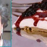 Συνταγή για cheesecake με γλυκό του κουταλιού βύσσινο από τη Σίσσυ Χρηστίδου και τη μητέρα της