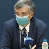 Σωτήρης Τσιόδρας: «Χειρότερο το 2ο κύμα, ελπίδες να έρθει το εμβόλιο νωρίτερα»