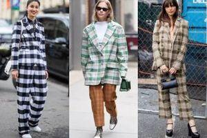 Kako nositi karirano odelo kao prava fashionista