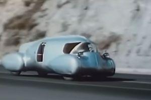 Pre više od 70 godina ljudi su automobile budućnosti zamišljali kao avione