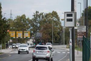 Vozniki pozor: Lov na prehitre voznike na novih lokacijah v Ljubljani