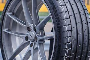 Continental predstavil prvo gumo sedme generacije